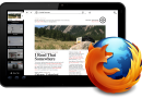 Android-Tablets mit optimiertem Mozilla Firefox