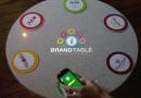 """Brandtable – Ein Tischlein """"Deck-Dich"""" via NFC"""