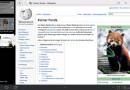 Firefox 9 für Android Tablets veröffentlicht