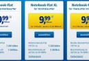 1und1 Notebook Flat – Datentarif für euer Tablet