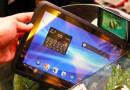 Fujitsu mit wasserfestem Tablet auf der CES 2012
