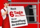 Mediamarkt Onlineshop öffnet am 16.01.2012 seine Pforten