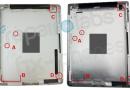 iPad 3 Rückseite aufgetaucht – Längere Akku-Laufzeiten und neues Display