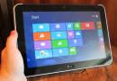 HP ElitePad 900: Genügt das Windows-8-Tablet Business-Ansprüchen?