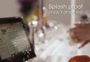 Sony Xperia Tablet S mit Spritzwasserproblemen
