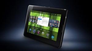 RIM präsentierte das Blackberry Playbook