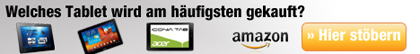 Die Tablet-PC Bestenliste