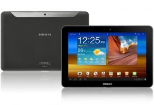 Das Samsung Galaxy Tab 10.1