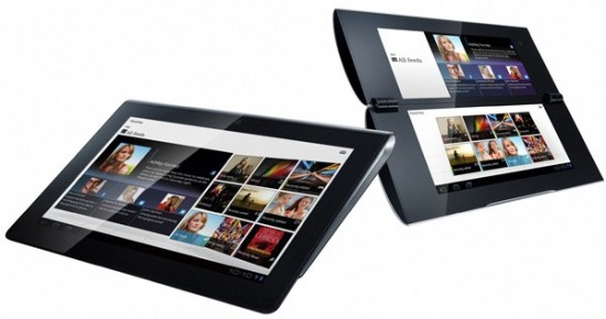 Das Sony Tablet P