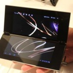 Sony Tablet P Display
