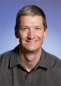 Tim Cook wird Nachfolger von Steve Jobs