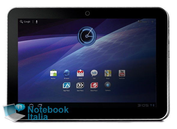Toshibas neues Tablet