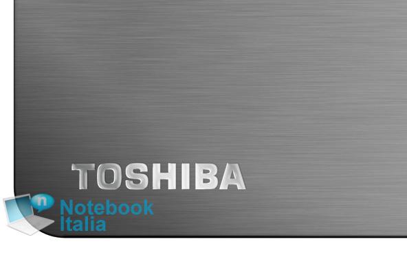 Der Body des neuen Toshiba Tablets - Alu?
