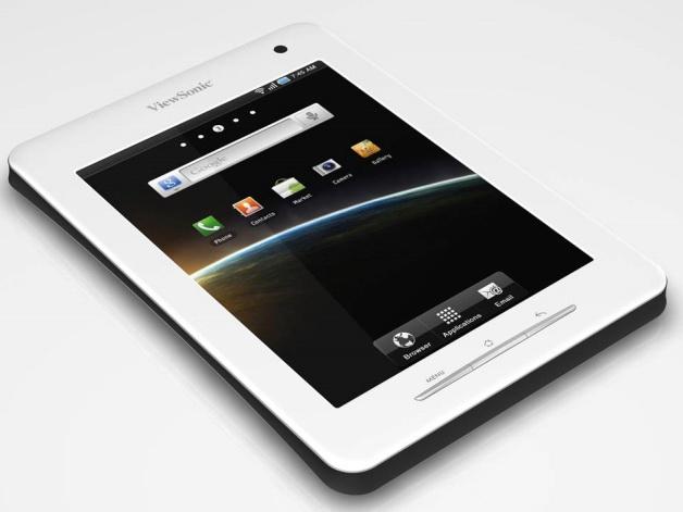 Das Einsteiger Tablet von Viewsonic: ViewPad 7e