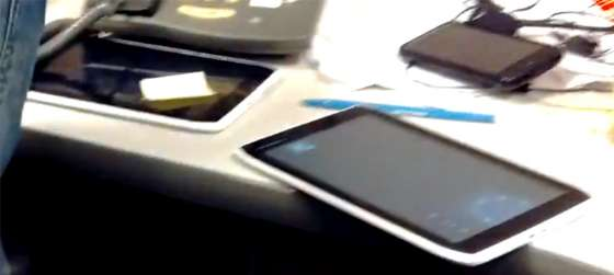 Unbekanntes Tablet von Motorola - Kannst Du was erkennen?