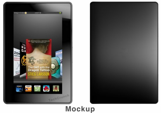 Erste Details zum 7 Zoll Amazon Tablet bekannt - Enttäuschend