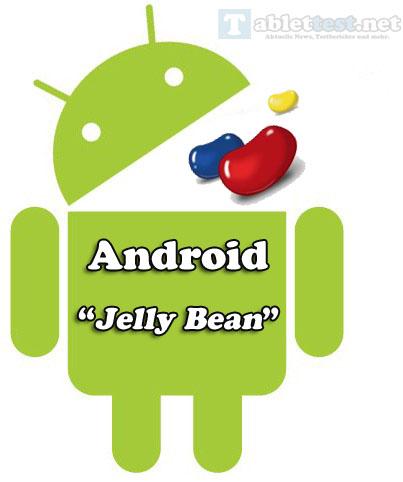 Android Jelly Bean - Die Nachfolgeversion von Ice Cream Sandwich