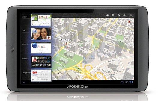 Solides Tablet zum super Preis: Das Archos 101 G9