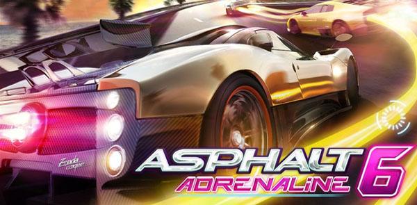 Asphalt 6 Adrenalin für kurze Zeit kostenlos erhältlich