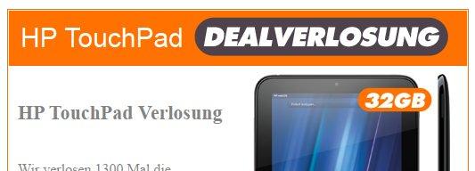 vNBB verlost das Kaufrecht für ein webOS Tablet