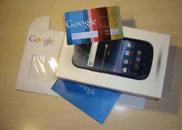 Google als Provider? Fälschung oder echt?