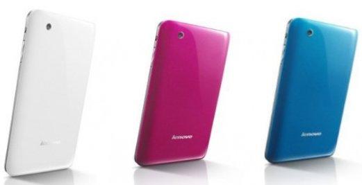 Lenovo IdeaPad in mehreren Farben erhältlich