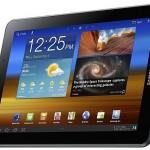 Das Samsung Galaxy Tab 7.7 LTE