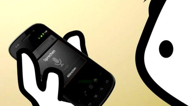 Sprachbedienung für Android Devices nun auch in Deutschland gestartet