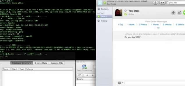 XSS Lücke in Skype App