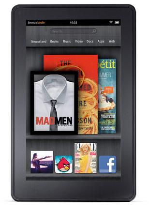 Das Amazon Kindle Fire
