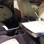 iPad Halterung im Bentley Muslanne