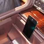 iPhone Konsole im Bentley Muslanne