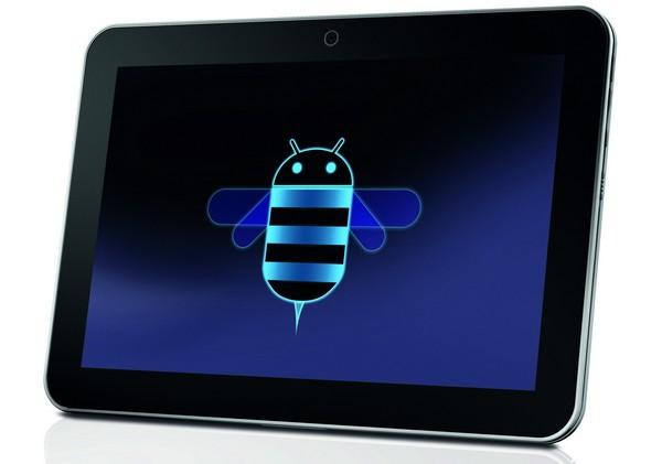 Das Toshiba AT200 - Dünnsten Android Tablet der Welt