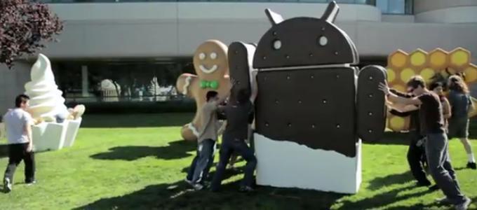 Google Android erhält offiziellen Twitter Account
