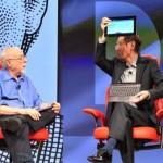 Asus CEO zeigt das neue Asus Eee Pad Transformer 2 Prime