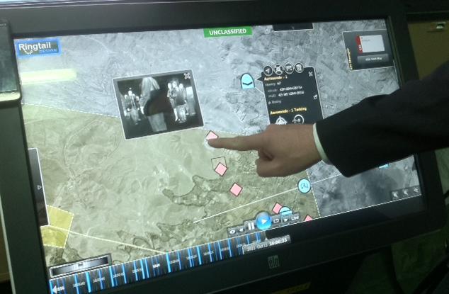 Tablet PC für die U.S. Army