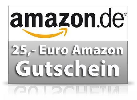 Tablettest.net Gewinnspiel - Sicher Dir einen 25,- Euro Amazon-Gutschein