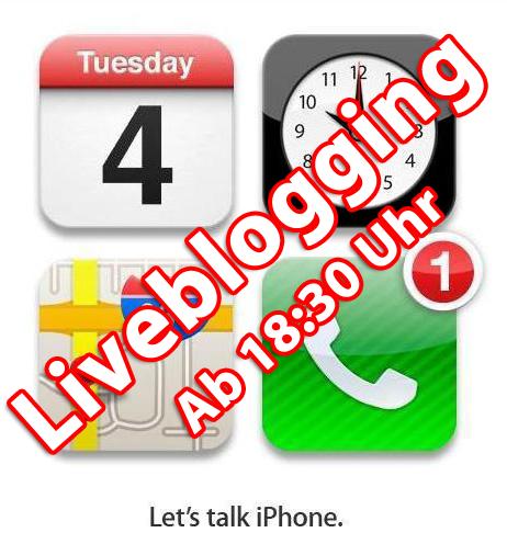 Liveblogging ab 18:30 Uhr HIER in DIESEM Beitrag auf Tablettest.net