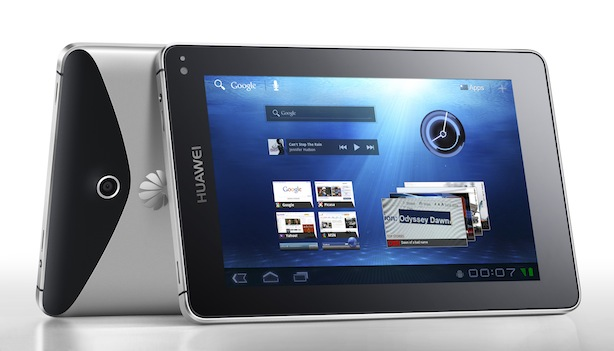 Huawei MediaPad bei Sparhandy