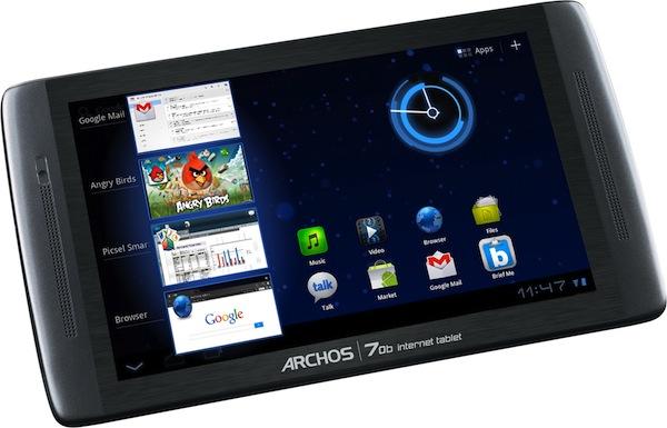 Archos 70B Android Tablet - Einsteiger Tablet für 199,- Euro
