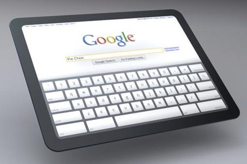 Arbeitet Google an einem Nexus Tablet?