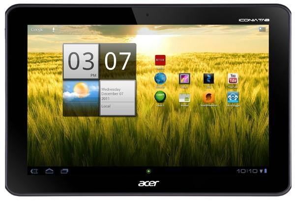Acer Iconia Tab A200 - Vielleicht in Hamburg mit von der Partie