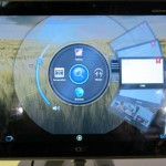 Acer Iconia Tab A510 mit Acer Ring Software