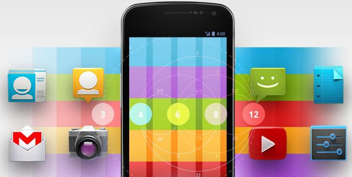 Google startet Android Design Webseite