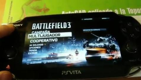 PS Vita Hack - Battlefield 3 auf der Playstation Vita