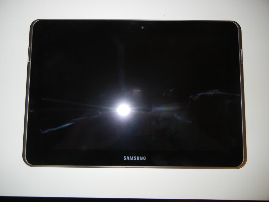 Das Samsung Galaxy Tab 10.1N