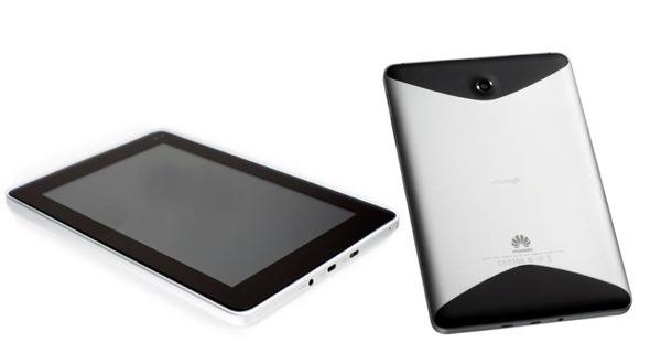 Das Huawei MediaPad - Schick und performant