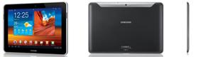 Das Samsung Galaxy Tab im Onlinehandel