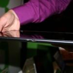 Seitenansicht des Acer Iconia Tabs A700