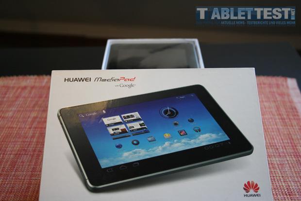Das MediaPad von Huawei